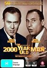 The 2000 Year Old Man - The Complete History : Carl Reiner And Mel Brooks (DVD, 2010, 4-Disc Set)