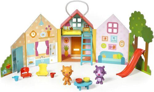 "Sago Mini 6041226/"" Jinja/'s House Portable Playset"