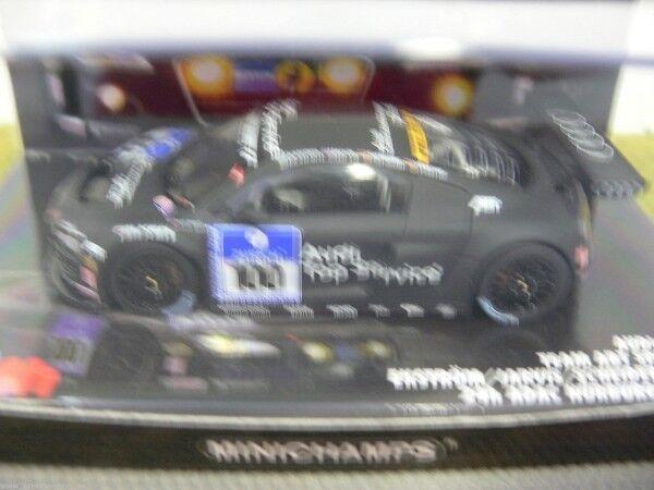 1 43 MINICHAMPSi r8 LMS Team Sportsline 24 H ADAC NURBURGRING 2010  100...