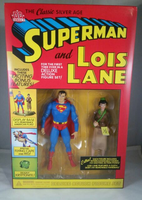 Lois Lane by FTC DC Comics Superman Retro Style Action Figures Series 2