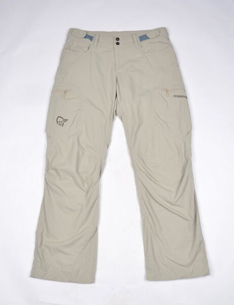 NORRONA Svalbard Mid Weight Authentic Trousers Größe L