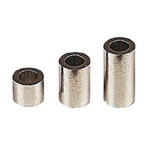 M4 Brass tube spacer standoff 6mm Diameter 4mm hole all lengths
