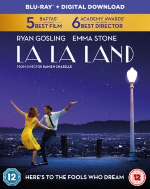 La la Land Blu-Ray Nuevo Blu-Ray (LIB95432UV)