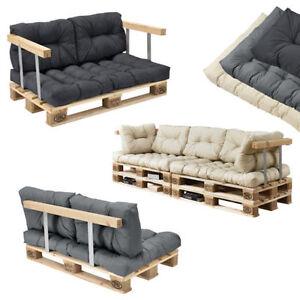 la imagen se est cargando en casa cojines de plataforma en outdoor palets - Sofas De Palets