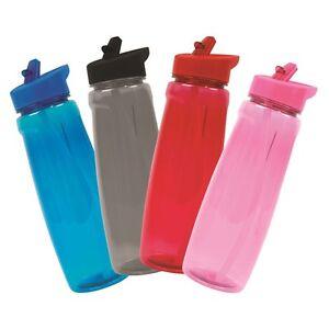 97efc14ba6 Image is loading Flip-Straw-Sport-Hydration-Water-Bottle-Cycling-Hiking-