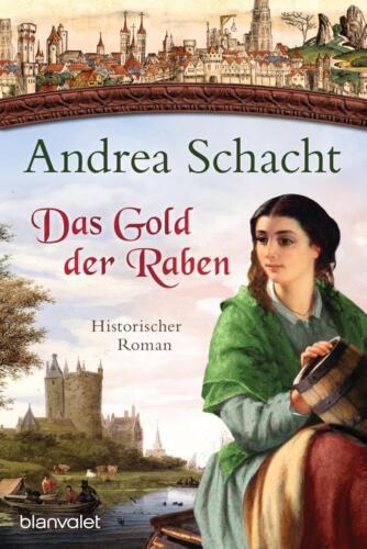 1 von 1 - Das Gold der Raben von Andrea Schacht (2017, Taschenbuch)