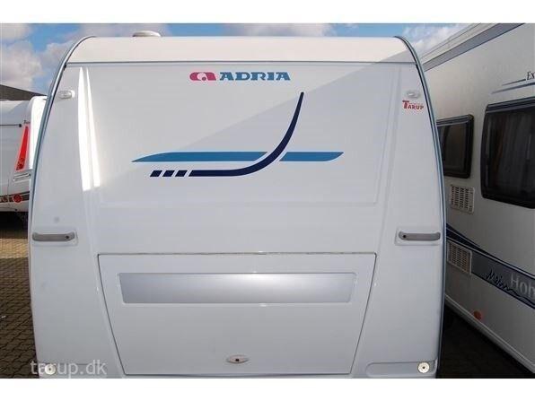 Adria Adora 462 PU, 2008, kg egenvægt 975