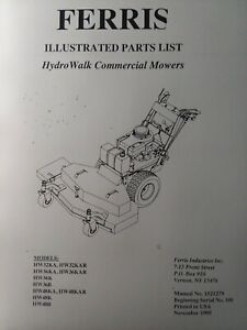 lawn mower schematics ferris hydro walk behind commercial lawn mower parts manual hw murray lawn mower schematics walk behind commercial lawn mower parts
