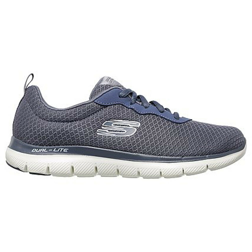 Skechers Flex Appeal 2.0 - Newsmaker Baskets en mousse à mémoire de chaussures femme 12775