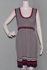 4e4dabafe0dae item 6 NWT Womens Max Studio Sleeveless White Navy Blue Striped Dress Sz L  Large -NWT Womens Max Studio Sleeveless White Navy Blue Striped Dress Sz L  Large