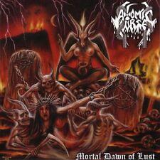 Atomic Curse - Mortal Dawn of Lust (Par), CD