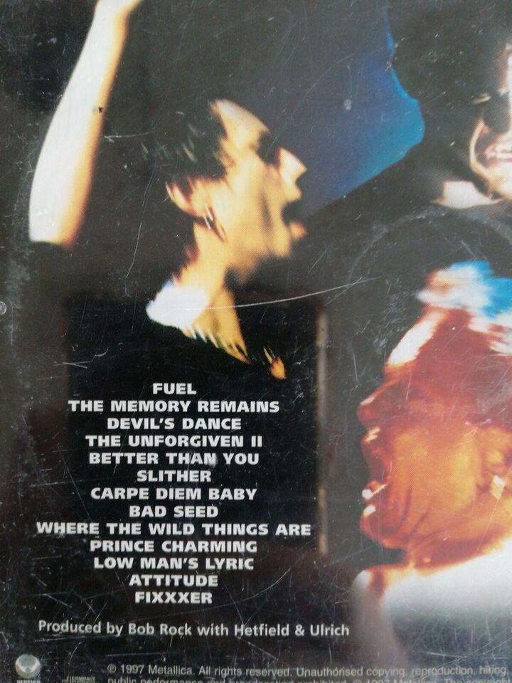 Metallica: Reload, rock