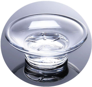 Glass soap Dish Replacement Essentials Soap Dish