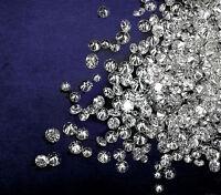 0.01 T0 0.005 Ct F-g Vvs-vs Loose Cvd/hpht Diamonds Lot Of 10 Pcs