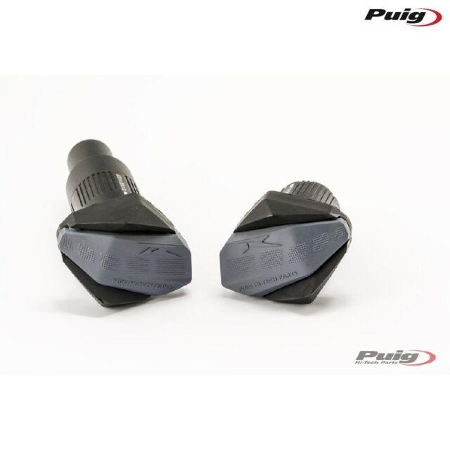 PUIG 4428N Sliders R12 Black Suzuki 1250 GSF N Bandit 2007-2013