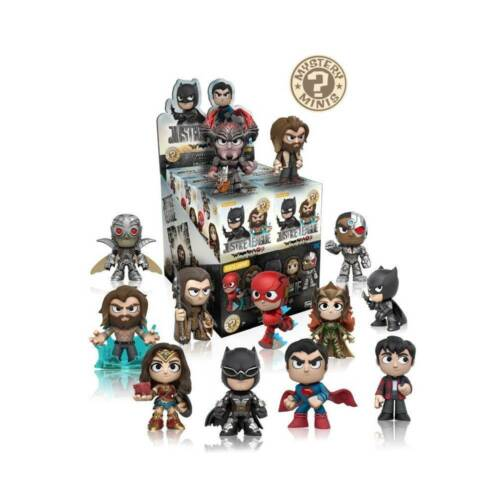 15204 Funko Mystery Mini Blind Box Exclusives Justice League NEW! DC