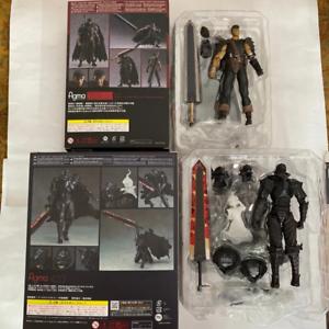 Figma-359-Game-Berserk-Figma-410-Berserk-Black-Swordman-Action-Figure