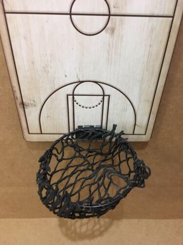 Basketball Court Net Glass Bottle Opener Wall Decor Beer Soda Drink Bar Kitchen