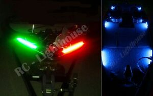 Bass-Boat-fishing-kayak-Red-Green-Navigation-with-Blue-LED-Kit-2x1-039-RG-4x6-034-B