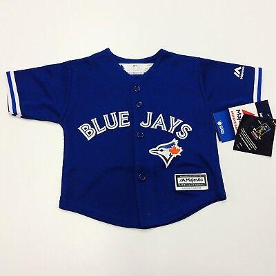 9013da8aa MAJESTIC TORONTO BLUE JAYS JOSH DONALDSON OFFICIAL COOL BASE JERSEY - ROYAL  NEW 889035988688 | eBay