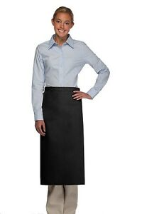 Daystar-Apron-1-Style-120NP-no-pocket-full-bistro-apron-Made-in-USA