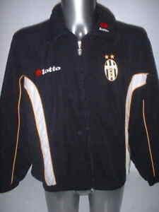 new arrival 024ca 18482 Details about Juventus Lotto Jacket Adult Large Football Leisure Top Shirt  Jersey Training Zip
