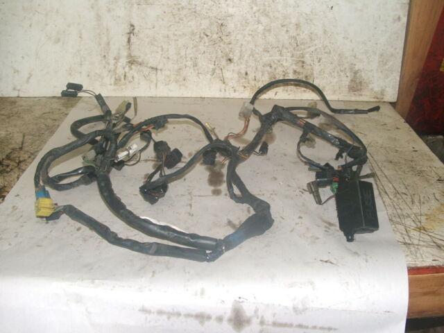 1997 Suzuki Vz800 Marauder Wiring Harness