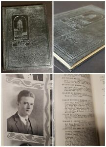 John Wayne Senior High School Yearbook 1925 High Grade