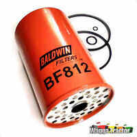 Bf812 Baldwin Cav Style Diesel Fuel Filters For Mf 1155 Tractor & 760 860 Header