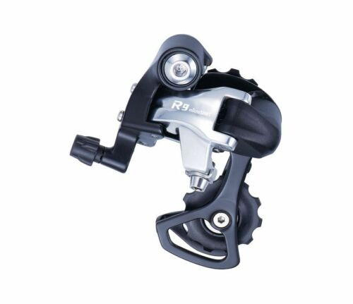 Short Cage NEW microSHIFT Rear Derailleur 11T-33T RD-R42S 8 9 Speed