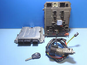 CITROEN-C5-2-0-HDI-KIT-CALCULATEUR-MOTEUR-0281010774-9644506280-9647448280