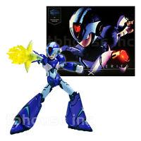 6 Mega Man X Figure Designer Series Rockman Megaman Bandai Truforce Blue 2015