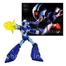 "6"" MEGA MAN X figure DESIGNER SERIES rockman MEGAMAN bandai TRUFORCE blue 2015"