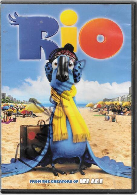 Rio (DVD, 2011) NEW