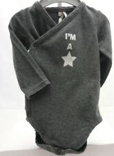 objet 3 ORCHESTRA body manche longue gris motif étoile argentée bébé garçon  3 mois -ORCHESTRA body manche longue gris motif étoile argentée bébé garçon  3 ... 018aada94d4