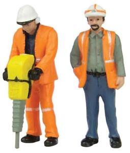 BACHMANN-SCENECRAFT-47-401-O-SCALE-Lineside-Workers-A