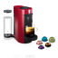Nespresso-Vertuo-Plus-Cherry-Red-Flat-Top-Coffee-Machine thumbnail 2