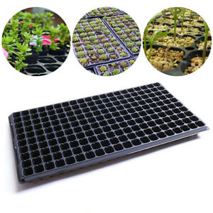 Extra-Strength-200-Cell-Seedling-Starter-Tray-Seed-Germination-Plant-Propagation
