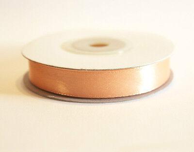 SATINBAND 25m x 6mm  Dekoband Geschenkband  Schleifenband Hochzeit