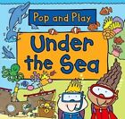 Pop and Play: Under the Sea by Simon Abbott (Board book, 2014)