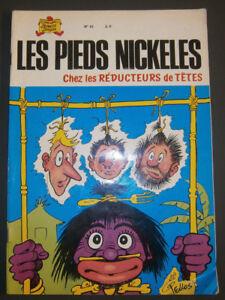 LES-PIEDS-NICKELES-N-42-BON-ETAT-Octobre-1974