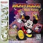 Disney's Mickey Mouse: Magic Wands (Nintendo Game Boy, 1998)
