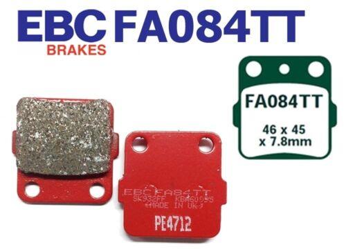 EBC Bremsbeläge Bremsklötze FA084TT VORN Yamaha YFM 600 HM Grizzly Hunting 00