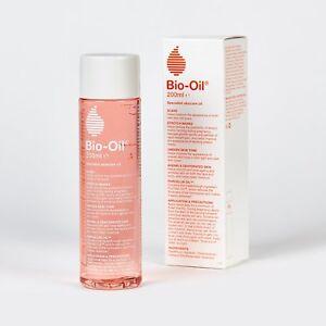 Bio-Oil Specialist Skincare Oil 200ml Effective Spot Acne Treatment Reduce Scars