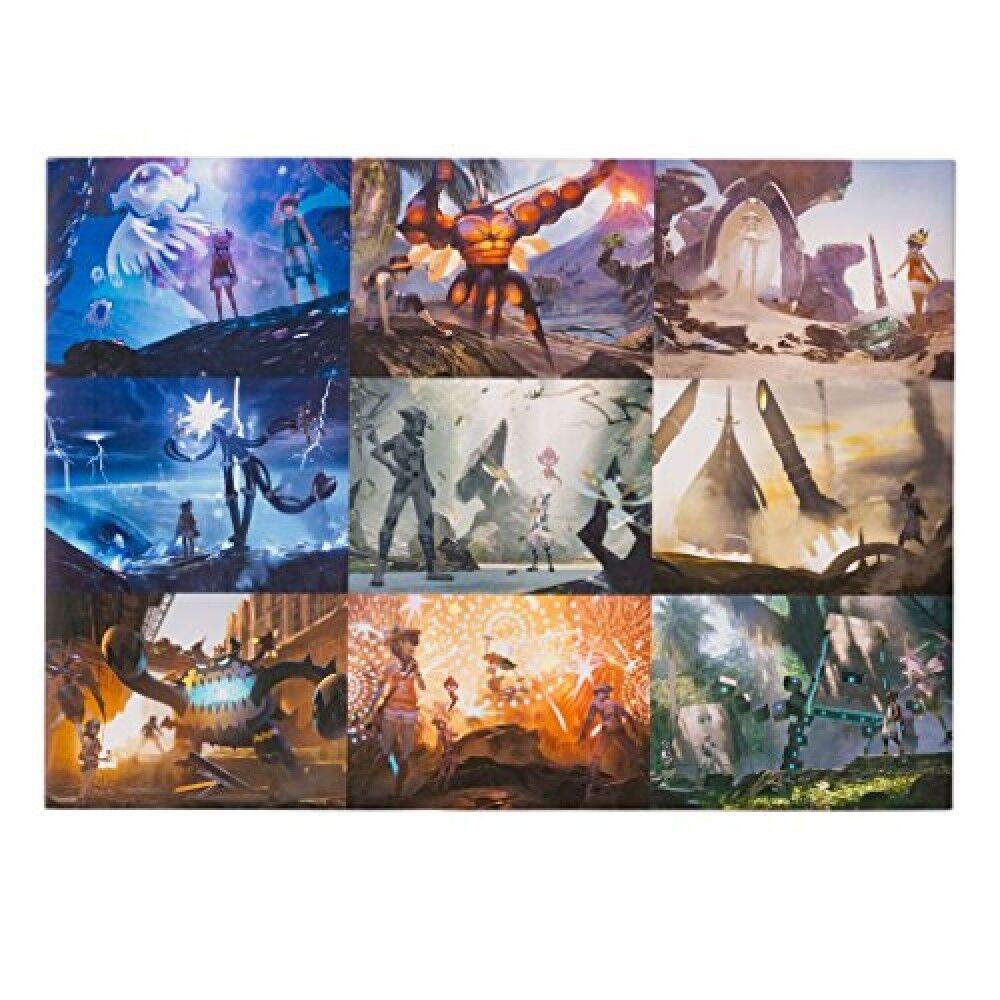 artículos novedosos Pokemon Centro Lona Arte Original Fall In The The The Ultra Beast Genuino de Japón  venta