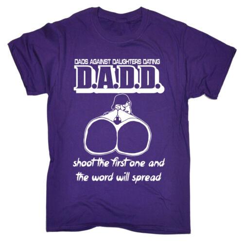 DADD papà contro figlie uscire con T-shirt per lui Regalo Compleanno Regalo Moda