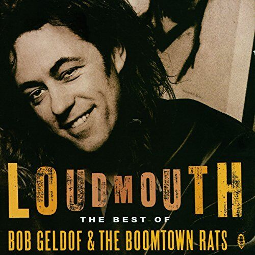 1 of 1 - The Boomtown Rats - Loudmouth - The Best Of Bob G... - The Boomtown Rats CD YAVG