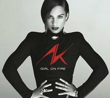 Girl On Fire von Alicia Keys (2012), Digipack, Neu OVP, CD