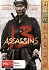 13 Assassins (DVD, 2012)