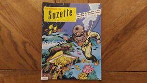 Revista-Semanal-Vintage-la-de-Suzette-N-29-12-Junio-1958-Buen-Estado